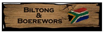Biltong and Boerewors